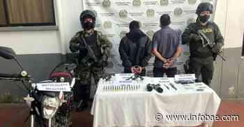 Capturan a presuntos responsables de la decapitación de un campesino en Yarumal, Antioquia - infobae