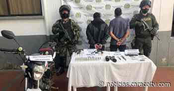 Caen presuntos responsables de aterrador crimen contra campesino en Yarumal, Antioquia - Noticias Caracol
