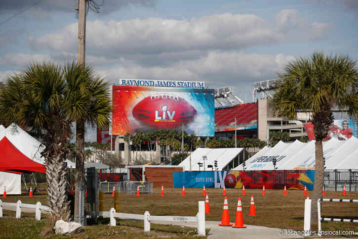 Tampa Bay Law Enforcement Explains Safety Plan For Super Bowl Weekend