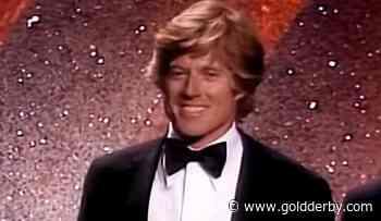 Oscars flashback 40 years ago to 1981: Robert Redford beats Martin Scorsese, plus wins by Sissy Spacek, Robert De Niro - Gold Derby