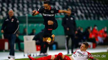 Bayer Leverkusen zwei Wochen ohne Karim Bellarabi - 90min