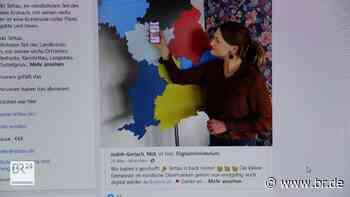 Facebook entschuldigt sich: Tettau gehört natürlich zu Bayern - BR24