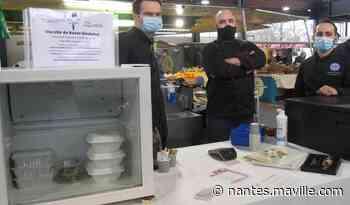 Basse-Goulaine. Trois chefs régalent les clients du marché - maville.com