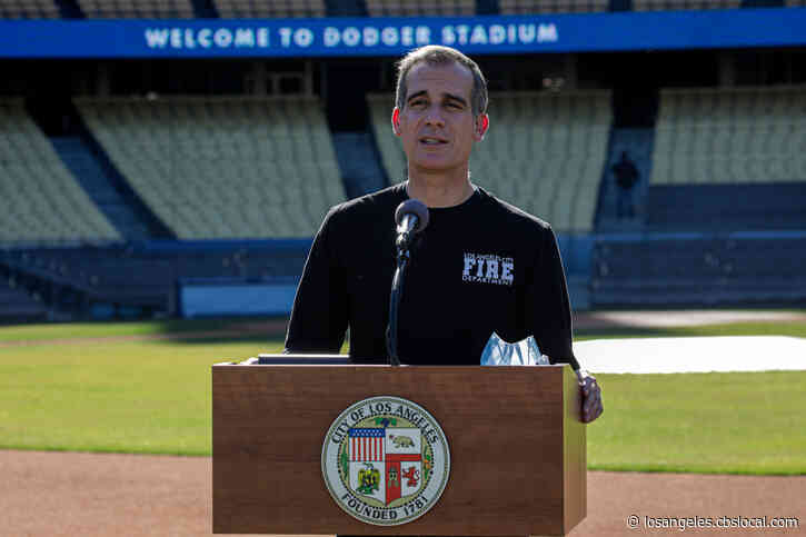 'Beloved By Whom': Tweet Wishing Mayor Eric Garcetti A Happy Birthday Garners Widespread Scorn