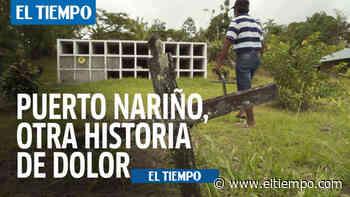 Puerto Nariño, otra historia de dolor por covid-19 en Amazonas - El Tiempo
