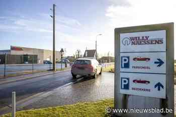 Steekvlam door ontplofte gasfles in bedrijf van Willy Naessens - Het Nieuwsblad