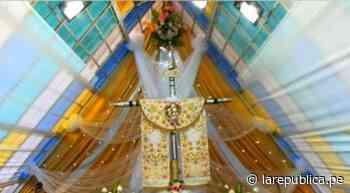 Lambayeque: celebración de Cruz de Motupe se realiza de manera virtual | noticias chiclayo | coronavirus | lrn - LaRepública.pe