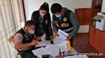 Fiscalía interviene comuna de Monsefú por presuntos gastos en vehículo de funcionario | LRND - LaRepública.pe