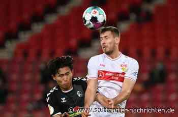 Waldemar Anton vom VfB Stuttgart - Verteidiger schwankt zwischen Deutschland und Russland - Stuttgarter Nachrichten