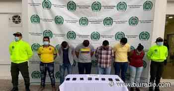 Hermano de alcalde de Yondó, Antioquia, entre capturados de red de apoyo al ELN - Blu Radio
