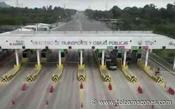 Peaje en El Guabo - Naranjal se mantiene la pugna por tarifa - Teleamazonas