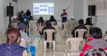 Avanza socialización sobre seguridad ciudadana en Latacunga - Diario Los Andes