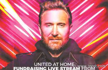 DJ David Guetta's Dubai show to be broadcast in Israel - The Jerusalem Post