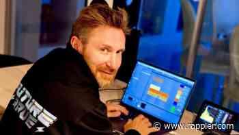 DJ David Guetta says fair if music festivals require vaccinations - Rappler