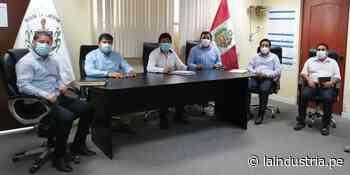 Autoridades se comprometen en la construcción del moderno hospital de Otuzco - La Industria.pe