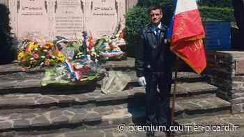 précédent Joël Letenre, porte-drapeau de l'ARAC de Compiègne et Thourotte - Courrier picard