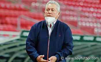 Chivas: Vucetich, con los mismos números que Tena al frente del Guadalajara - Soy Futbol