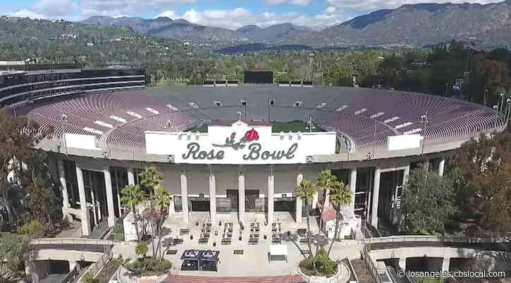 Tournament Of Roses Association Sues Pasadena Over Trademark Ownership Of 'Rose Bowl,' 'Rose Bowl Game'