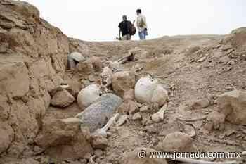 Impiden saqueo en Huaca Malena, sitio arqueológico de Perú - La Jornada