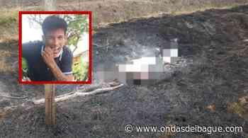 Hallan cuerpo calcinado de joven que estaba desaparecido en Ambalema - Ondas de Ibagué