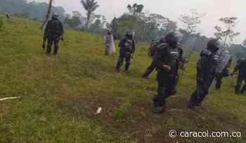 Campesinos de Anorí denuncian nuevos hostigamientos de la Fuerza Pública - Caracol Radio