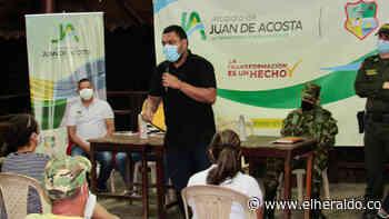 En Juan de Acosta no hay espacio para delincuentes: autoridades municipales - EL HERALDO