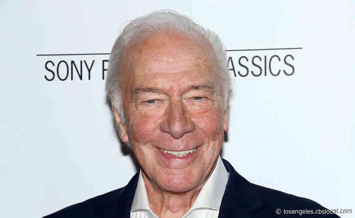 Legendary 'Sound Of Music' Actor Christopher Plummer Dies At 91