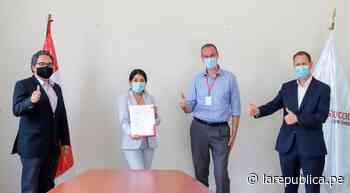 Áncash: firman contrato para reconstruir hospitales de Pomabamba y Yungay LRND - LaRepública.pe