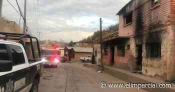 Prenden fuego a viviendas abandonadas en Nogales - ELIMPARCIAL.COM