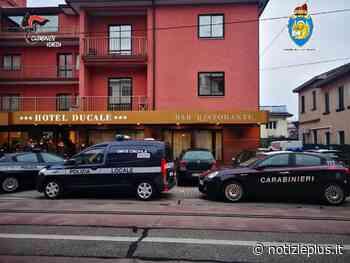 Favaro Veneto, scoperto albergo dello spaccio: arresti e denunce - Notizie Plus