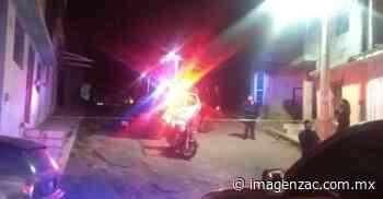 Matan a balazos a un hombre en la colonia el Orito - Imagen de Zacatecas, el periódico de los zacatecanos