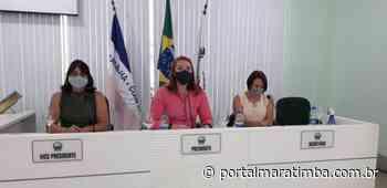 Mulheres comandam a Câmara em Vargem Alta e vice-governadora prestigia cerimônia   Jornal Espírito Santo Notícias - Portal Maratimba