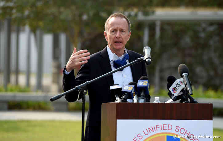 'We Cannot Break State Law To Do So': LAUSD Superintendent Austin Beutner Responds To Threatened Lawsuit Aimed At Reopening Schools