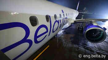 Belavia to resume flights to Russia's Saint Petersburg, Rostov-on-Don - Belarus News (BelTA)