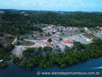 Praia de Suape, no Cabo de Santo Agostinho, é alvo de desmatamento - Diário de Pernambuco