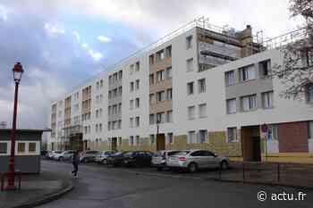 Les rénovations du quartier des HLM de Lizy-sur-Ourcq seront terminées en 2022 - actu.fr