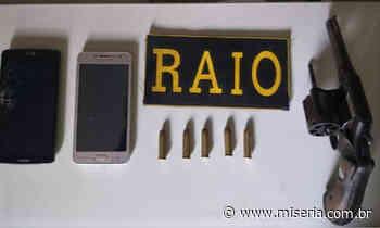 PM apreende seis armas de fogo em Barbalha, Juazeiro, Araripe e Mauriti - Site Miséria