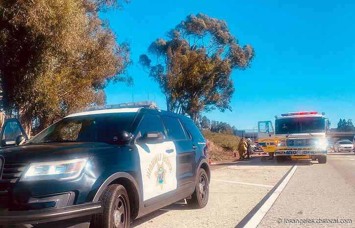Ventura Woman Arrested For DUI After 101 Freeway Crash In Thousand Oaks Kills Her 2 Passengers