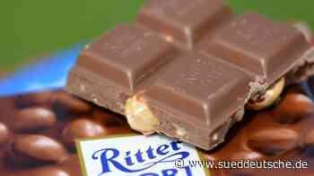 Verwirrung um Ritter-Sport-Produkt: Schokolade oder nicht? - Süddeutsche Zeitung