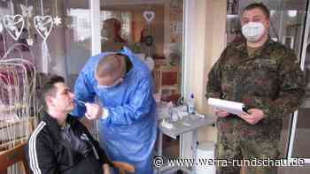 Bundeswehr unterstützt Geriatrie-Zentrum Rhenanus in Bad Sooden-Allendorf - werra-rundschau.de