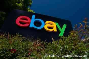 eBay Gaps Higher but Is Likely to Fill This Gap - RealMoney