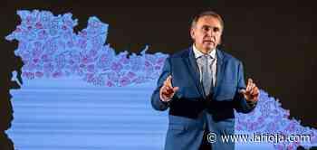 Castresana fía al 'maná' europeo el reto de dar a la región un impulso de 20 años en solo tres - La Rioja