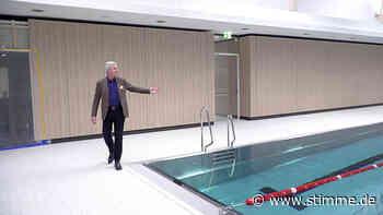Beeindruckendes neues Hallenbad in Leingarten - STIMME.de - Heilbronner Stimme