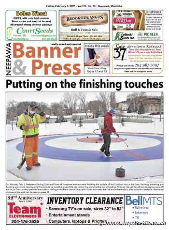 Friday, February 5, 2021 Neepawa Banner & Press - myWestman.ca