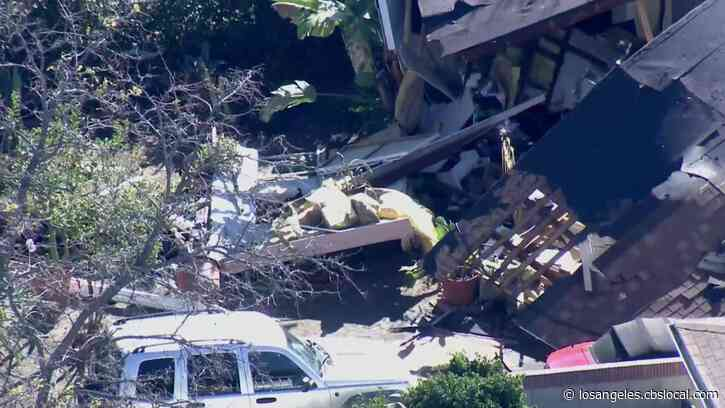 73-Year-Old Man Critically Burned In Explosion At Van Nuys Home