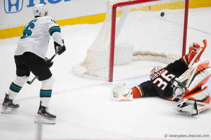 Labanc, Donato Score In Shootout To Lift Sharks Over Ducks