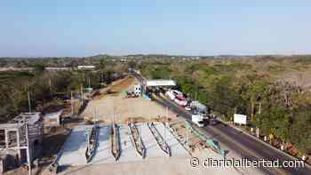 Indicó la secretaria de Infraestructura departamental sobre el peaje de Galapa - Diario La Libertad