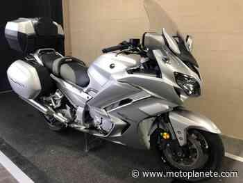 Yamaha FJR 1300 AE 2017 à 14590€ sur CHATEAU THIERRY - Occasion - Motoplanete