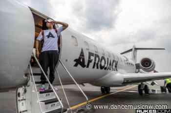 Afrojack creates a touring DJ backpack with Sprayground News - Dance Music Northwest