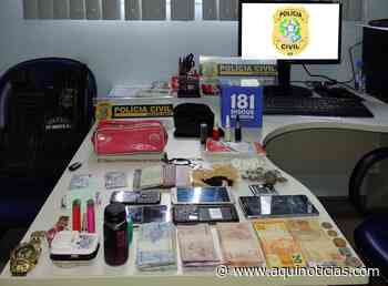 Presa família que gerenciava 'boca de fumo' em Muniz Freire - Aqui Notícias - www.aquinoticias.com